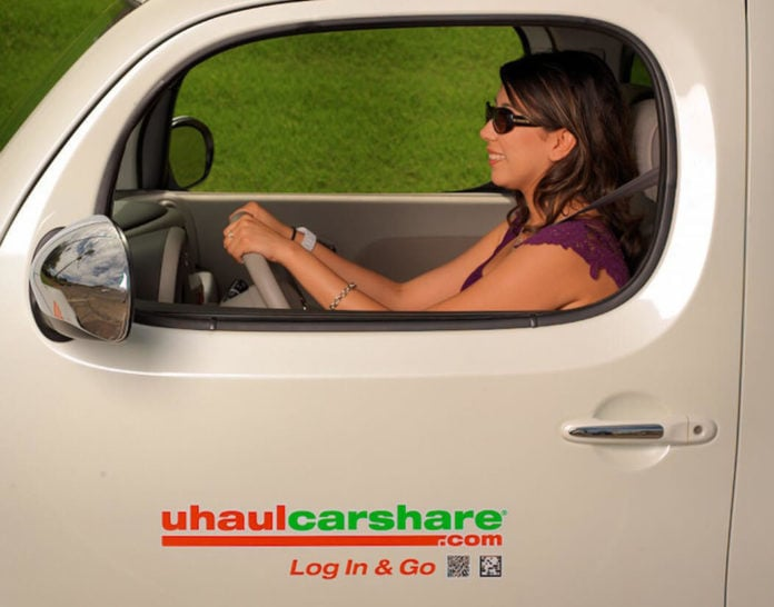 UHAULCARSHARE GRACELAND UNIVERSITY