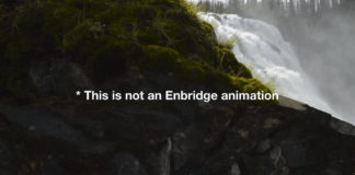 This is not an Enbridge animation