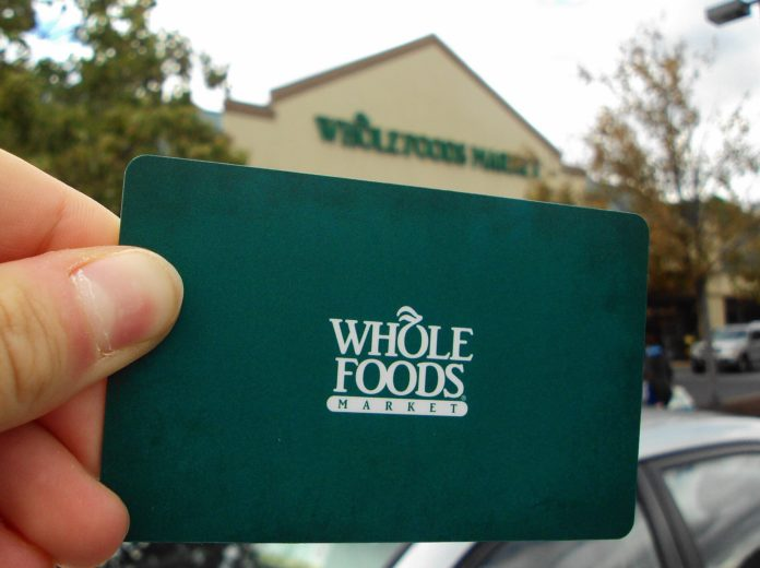 Whole Foods Markets makes their gift cards more eco-friendly ...