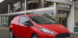 Ford Fiesta ECOnetic Van