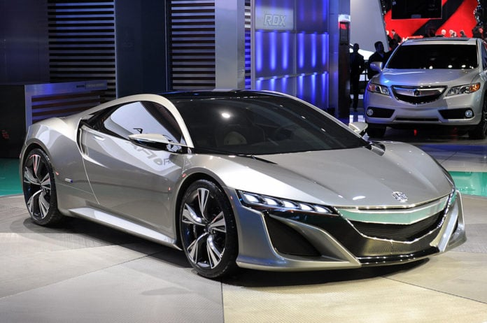 New Honda NSX Eco Concept on the Cards for Production in 2013 ... on 2016 ford gt vs acura nsx, honda vs acura integra, honda acura nsx concept, 1990 acura honda nsx, honda civic with nos,