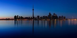 Toronto Earth Hour