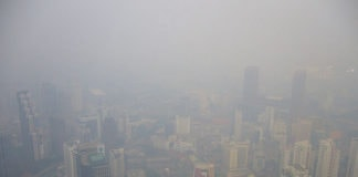 malaysia air pollution