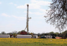 natural gas drilling