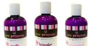 eco princess body lotion