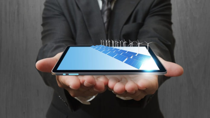 tablet computer and green energy