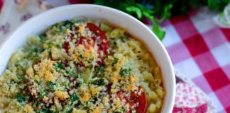 Tomato Macaroni and Cheese