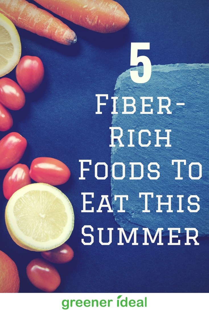 Beat the summer heat and embrace healthy living with these fiber-packed foods that are sure to tingle your taste buds.