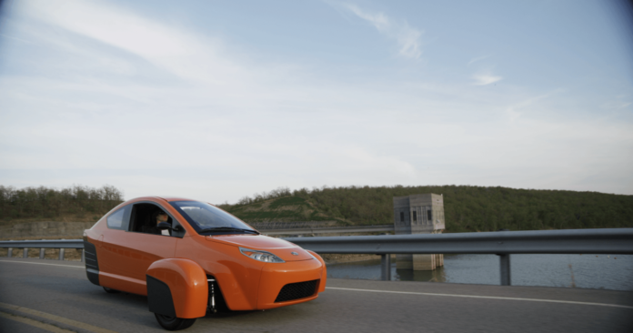 Elio Motors car